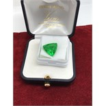 APPROX 9.39ct EMERALD