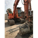 DAEWOO Doosan 140 LCV Excavator