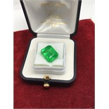 APPROX 11.65ct EMERALD