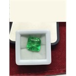 APPROX 7.44ct EMERALD