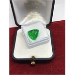 APPROX 9.96ct EMERALD