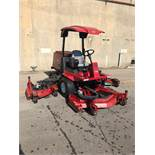 Toro Groundsmaster 4000-D Ride On Rotary Lawn Mower 4WD