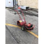 Troy Pony Rear Tine Tiller, with Gas Motor