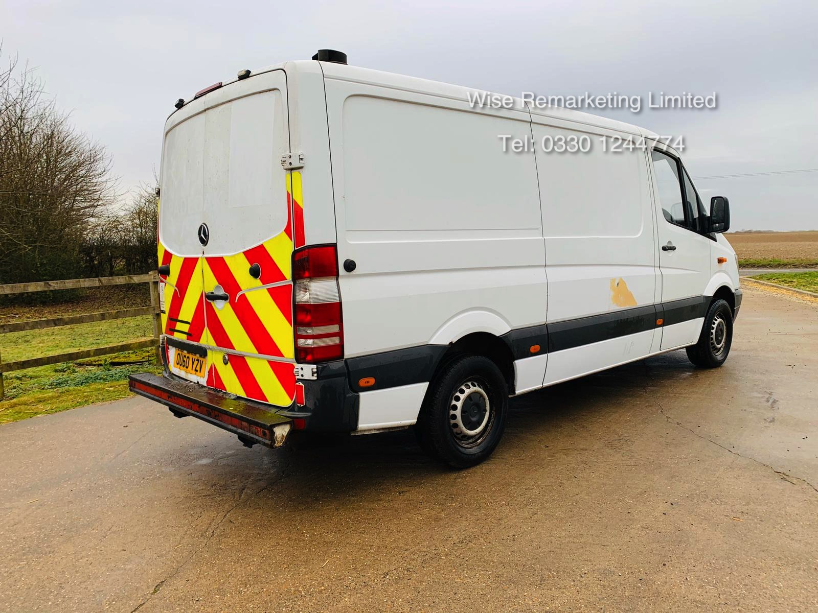 Lot 42 - Mercedes Sprinter 313 2.1 CDI *Automatic Triptronic Gearbox* - 2011 Model - Ply Lined