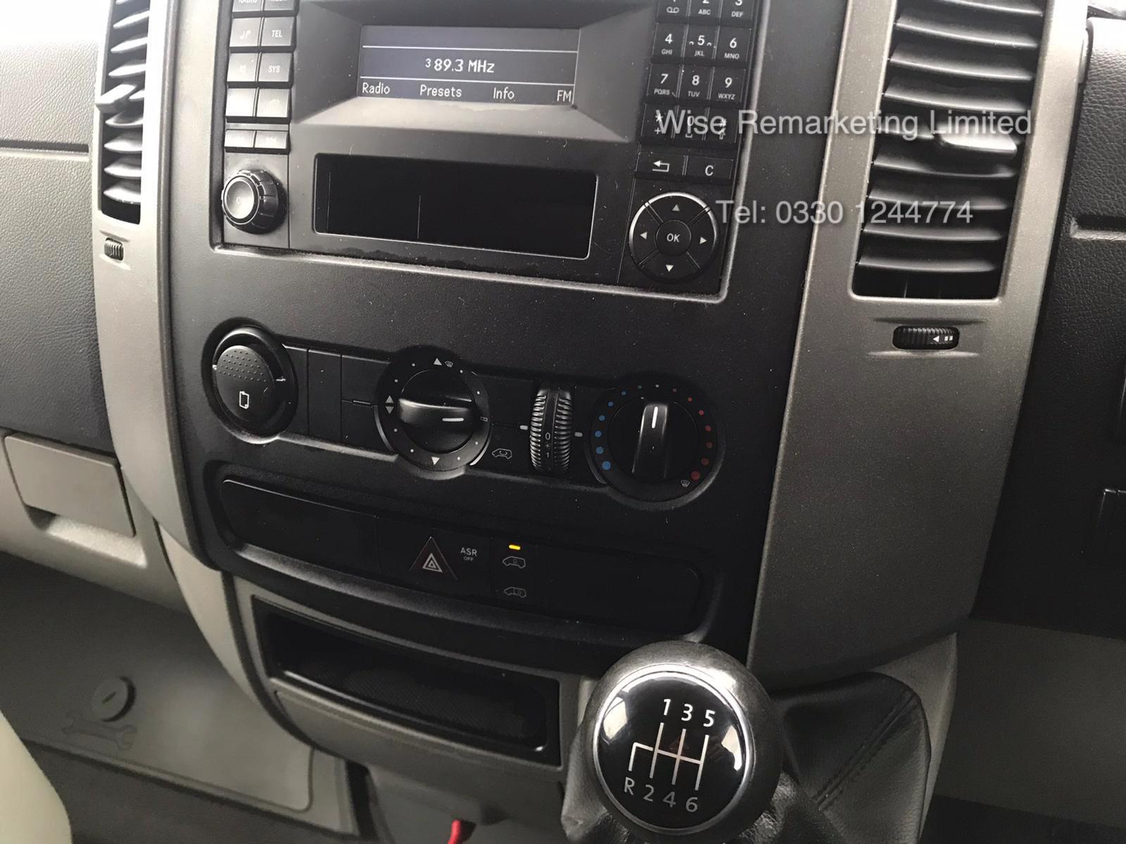 Lot 18 - Volkswagen Crafter CR35 Startline 2.0l TDi - LWB - 2016 Model -1 Keeper From New - Service History