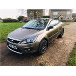*RESERVE MET* Ford Focus CC Convertible 2.0 D - 2010 Model - 6 Speed - Heated Seats - Heated Screens