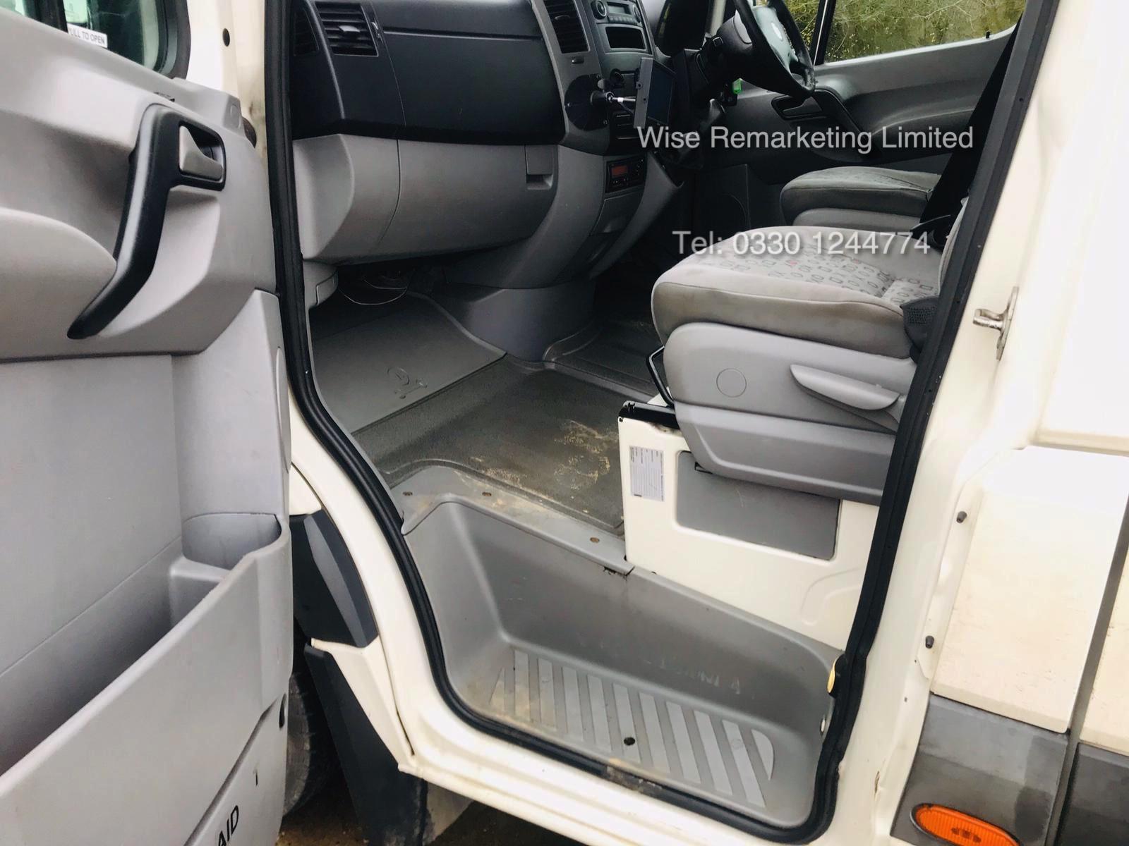 Lot 12 - (RESERVE MET) Volkswagen Crafter 16 Seater Mini Bus 2.5 TDI Auto - LWB - 2010 10 Reg -