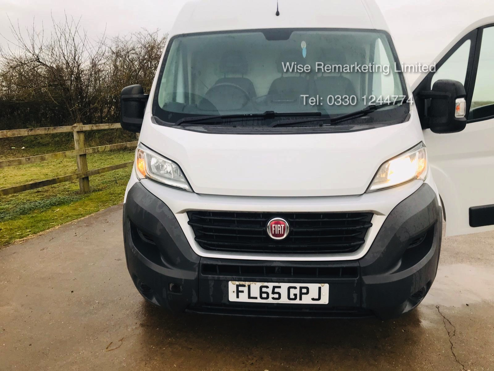 Lot 30 - Fiat Ducato 35 2.3 Multijet - 2016 Model - 6 Speed - 1 Company Owner From New - SAVE 20% NO VAT