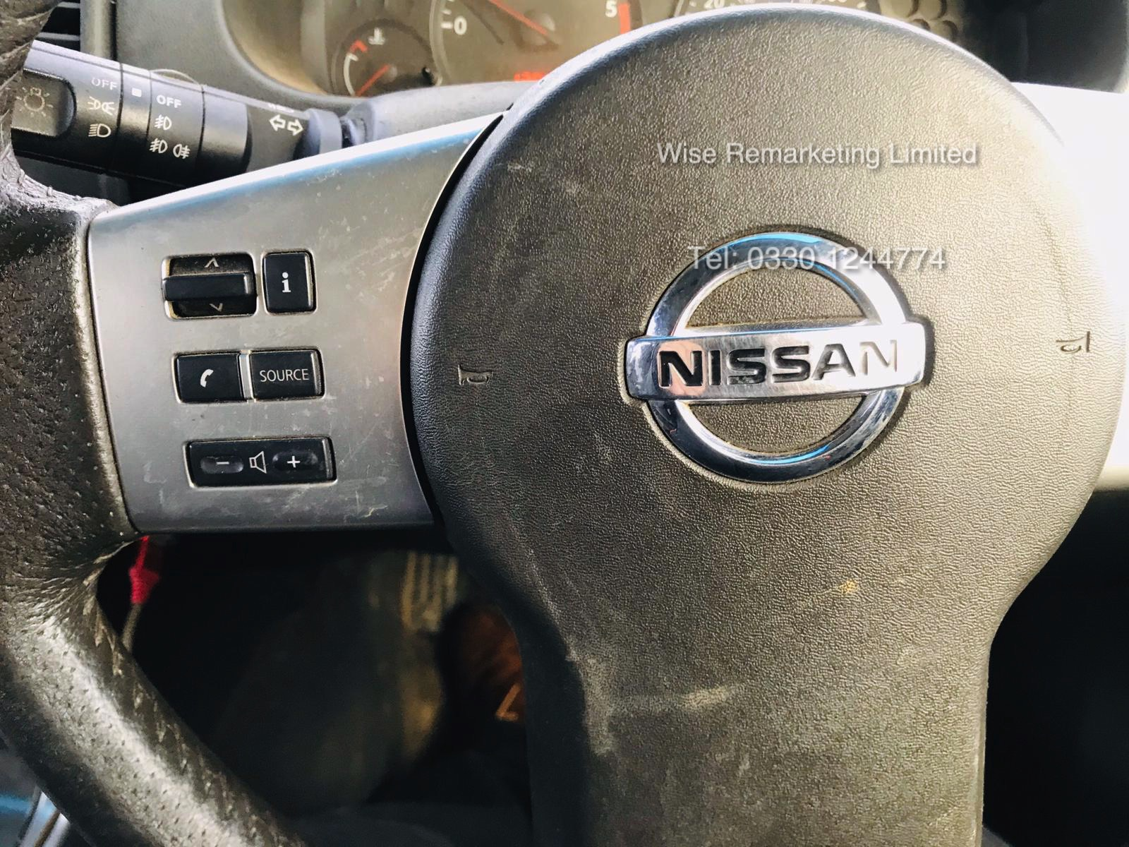 Lot 34 - Nissan Navara Acenta Double Cab 2.5 DCI - 2012 Model - 1 Keeper From New