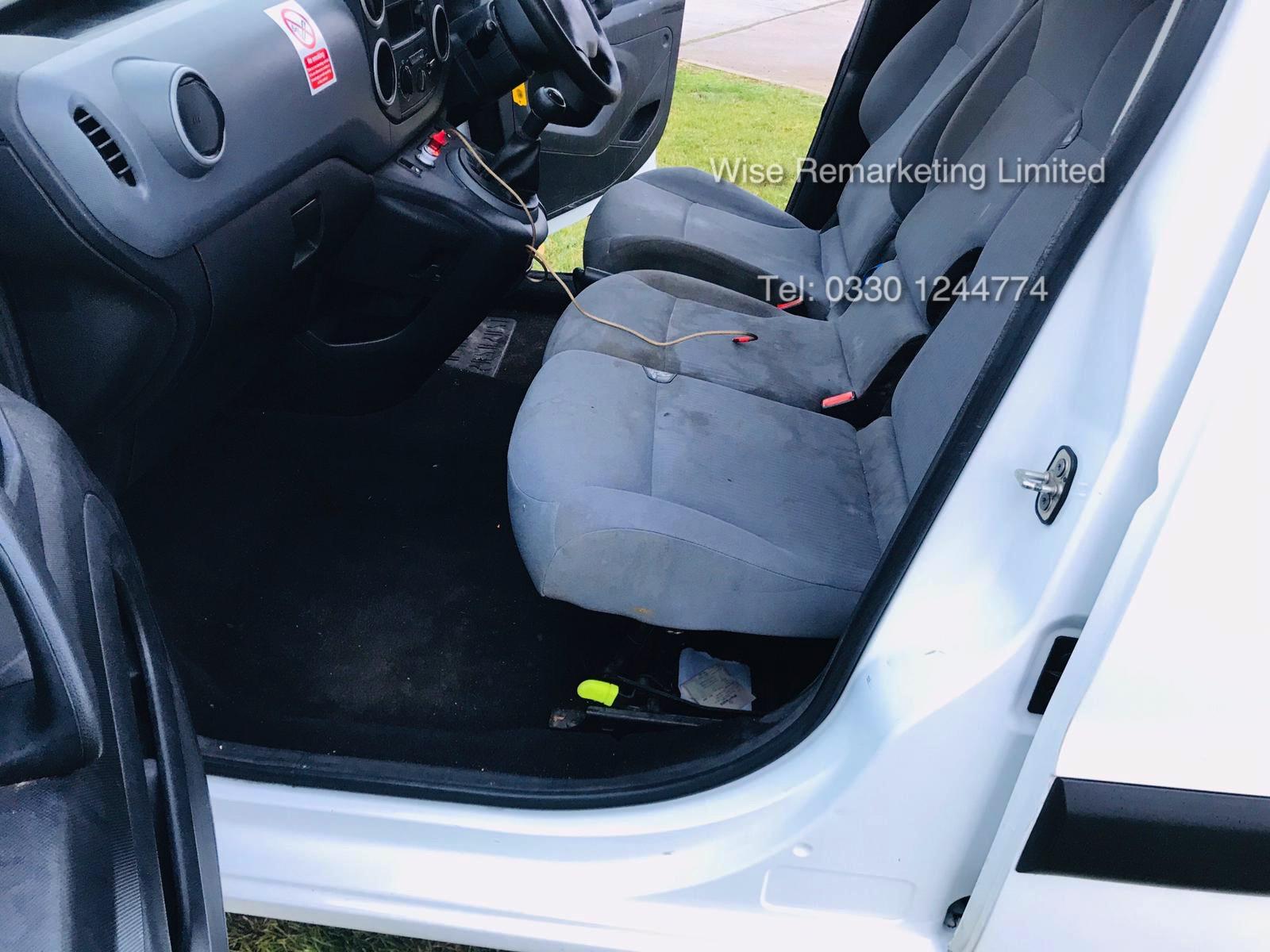 Lot 13 - Peugeot Partner 1.6 HDi Professional - 2015 15 Reg - 1 Keeper From New - SAVE 20% NO VAT