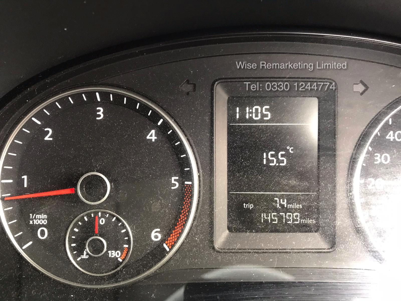 Lot 21 - Volkswagen Caddy C20 + Startline 1.6 Tdi - 2014 Model - White - Side Loading Door - Ply Lined