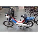 Honda Camino DX 50cc moped