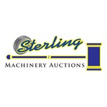 SALE IN CONJUNCTION WITH STERLING MACHINERY AUCTIONS.