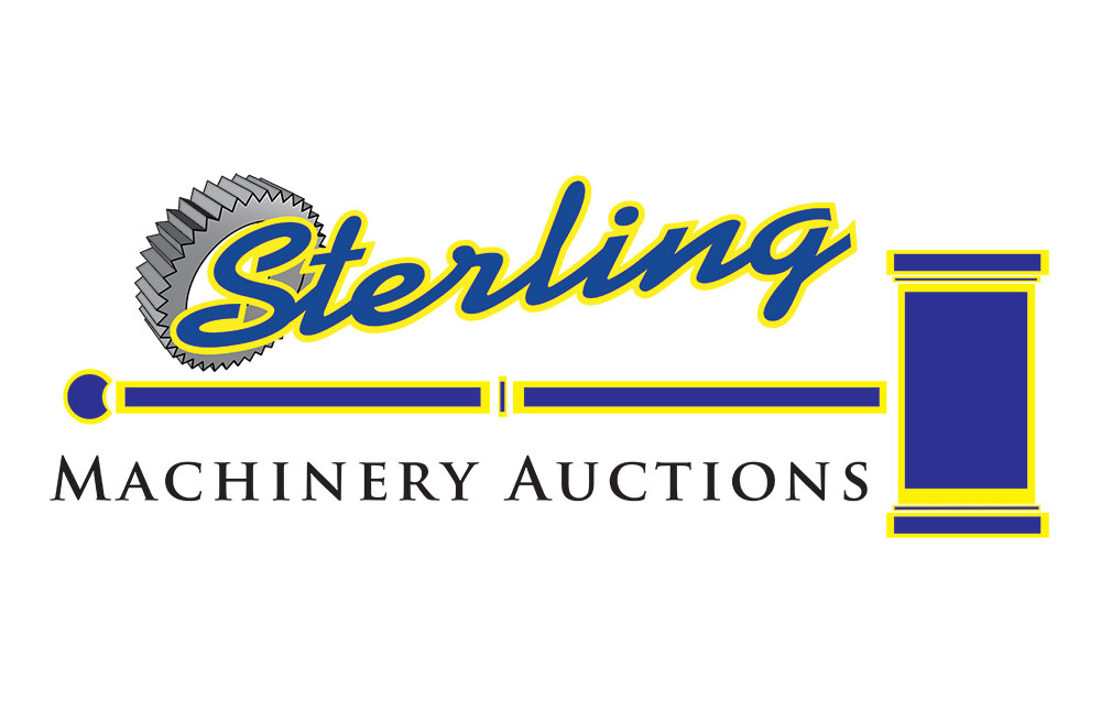 Lot 0A - SALE IN CONJUNCTION WITH STERLING MACHINERY AUCTIONS.