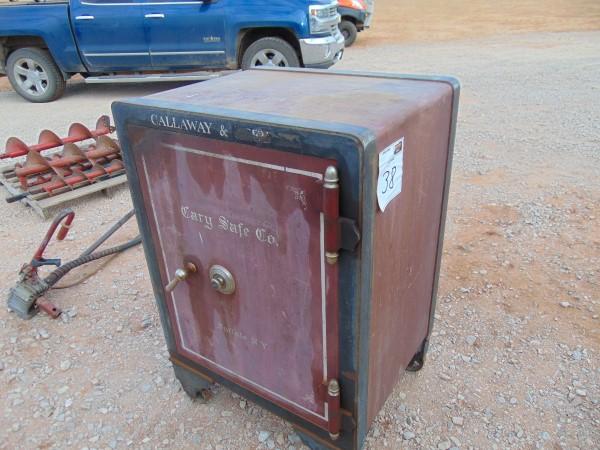 Lot 38 - Cary Safe
