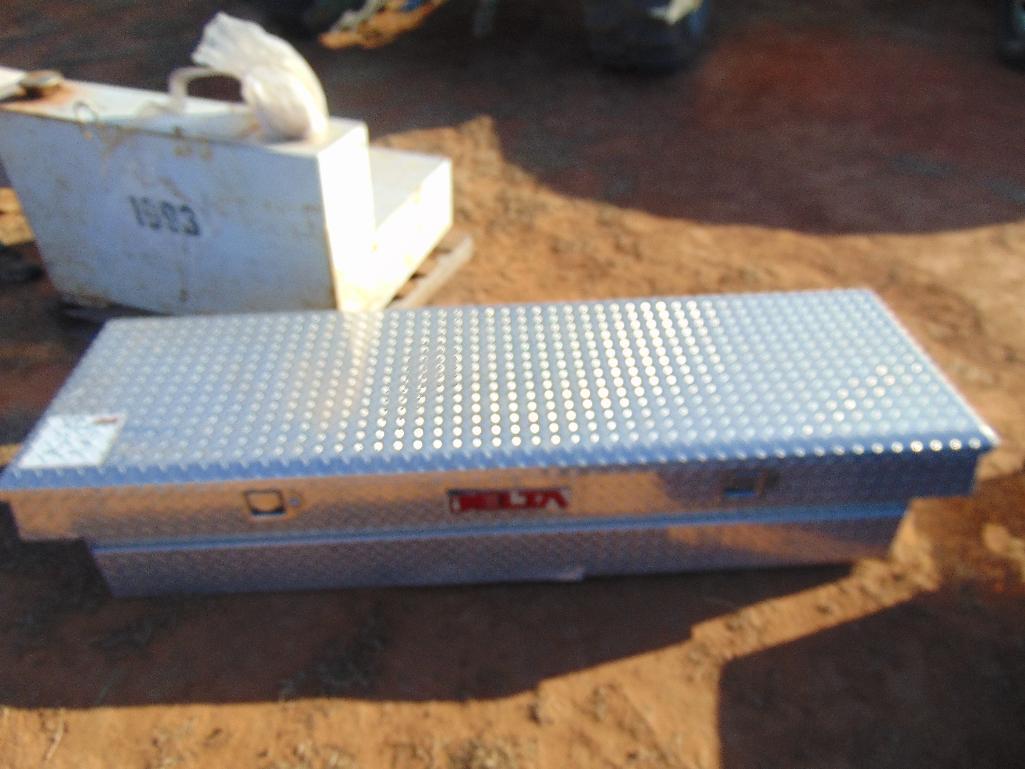Lot 23 - Delta Pickup Toolbox