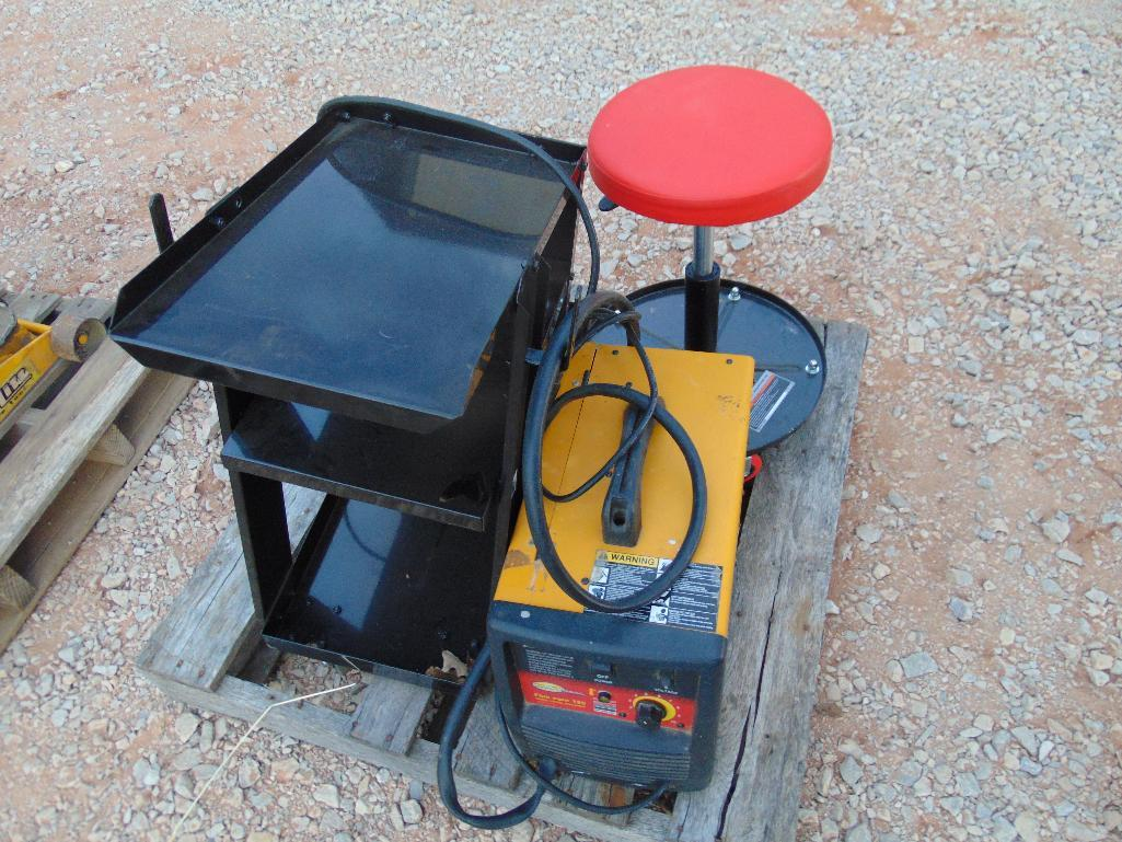 Lot 17a - Northern Industrial Fluxcore 125 WirefeedWelder