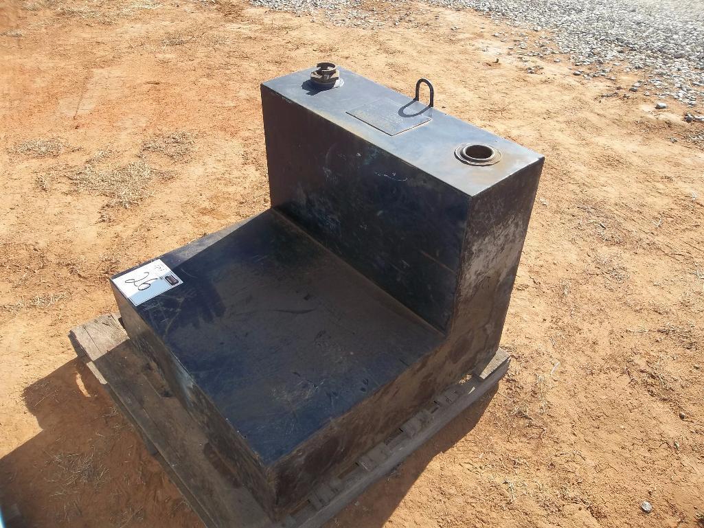 Lot 26 - 52 Gallon L Shape Fuel Tank