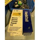 (4) HELICOIL PROFESSIONAL THREAD REPAIR KITS