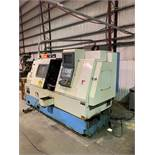 1995 SUPER QUICK TURN 15S MARK II CNC TURNING CENTER, S/N 117104, 12-POSITION TOOL HOLDER,