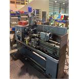 KENT ERL 13'' X 40'' HIGH SPEED PRECISION LATHE, 7'' OVER CENTER, 13'' SWING, 8'' 3-JAW CHUCK,