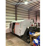 2011 EMCO HYPERTURN 665MC PLUS HORIZONTAL CNC LATHE