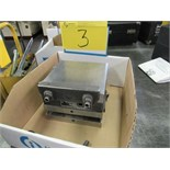 "ATCO 6""X6"" MAGNETIC SINE CHUCK"