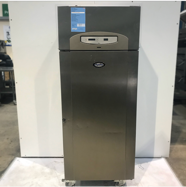 Lot 25 - Foster PREM400W Refrigerated Wine cabinet A Foster Premier 400 litre wine cabinet . Complete with