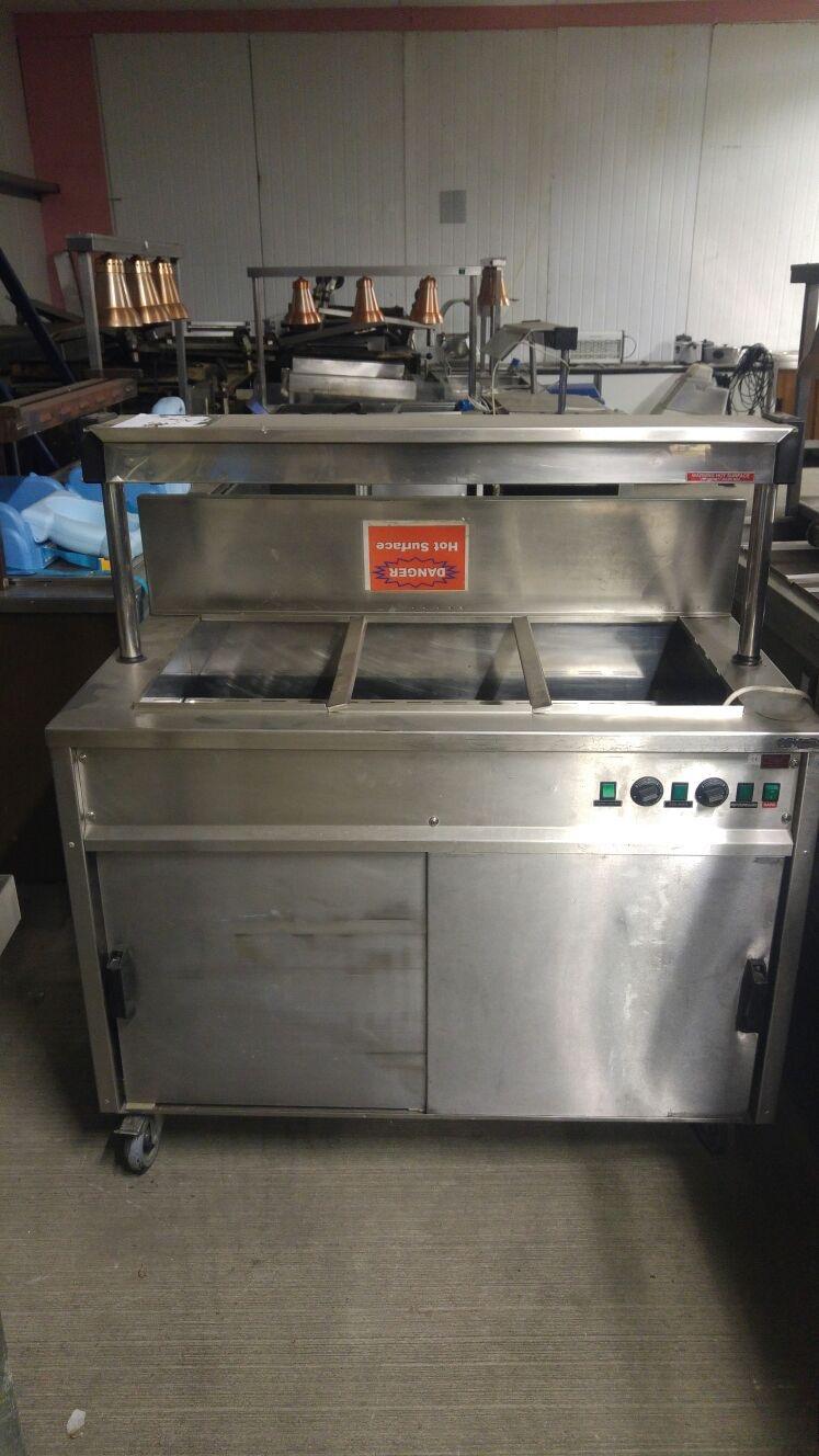 Lot 13 - Moffat Vesicate Hot Cupboard Hot Cupboard 1200 x 650 x 1300mm V/Ph/Hz. 230/1/50