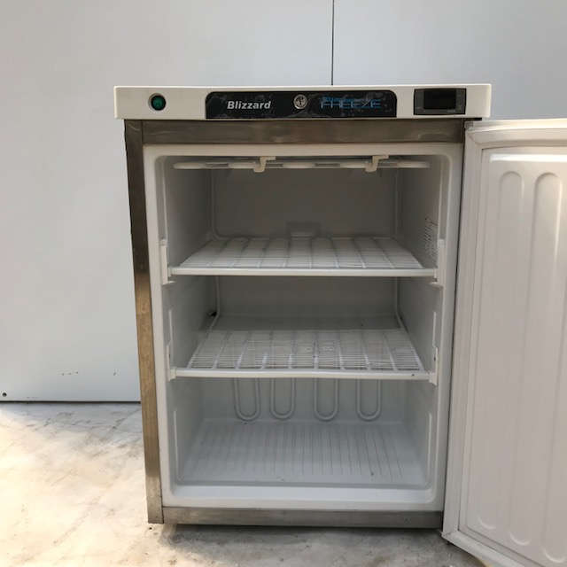 Lot 6 - Blizzard L200WH Undercounter Freezer Blizzard L200WH Under Counter Freezer is part of the Blizzard