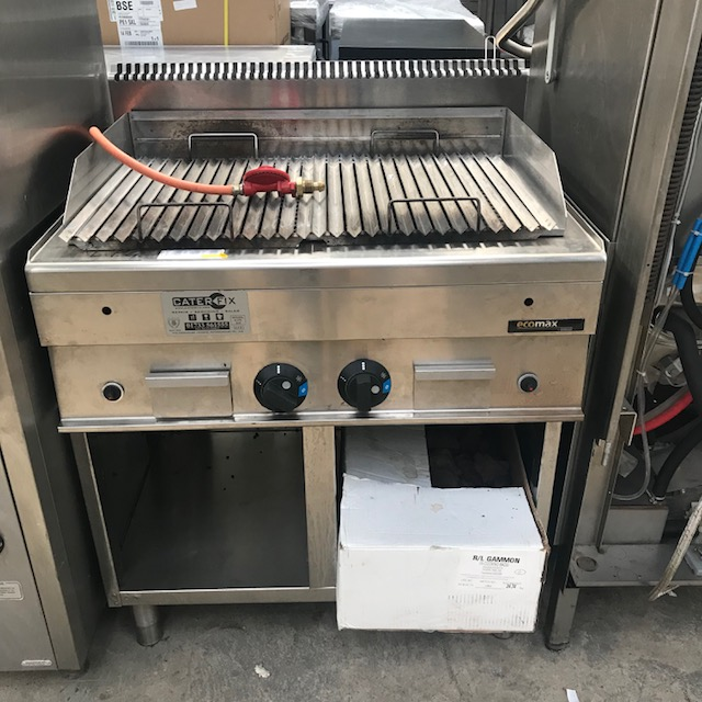 Lot 139 - Hobart Ecomax EGPL86 Grill WithGermanbuildquality,easeofuse,reliabilityand,most