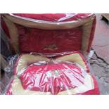 """2x Various Snoozzzeee Dog - 1x Cherry Red Bow Dog Bed (28"""") - New & Packaged. 1x Cherry Red Sofa Dog"""
