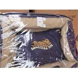 """10x Snoozzzeee Dog - Purple Sofa Dog Bed (23"""") - All New & Packaged."""