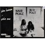 "After John Lennon. A set of 12 Lithographs, 18"" x 13"" (12)"