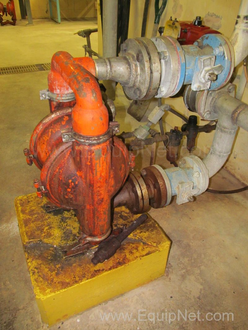 wilden pump m8 service manual