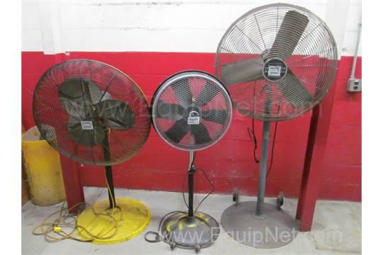 Patton Air Circulator Motor : Desc patton industrial heavy duty air circulator