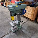 Startrite Mercury Bench Drill. Grinding Capacity 2mm to 160mm. Cup Wheel Diameter 150mm.