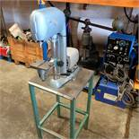 Waldown Bench Top Sensitive Tapping Machine on Stand. Single Phase.