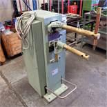 """CEA KLF120. Floor Standing Sheet Metal Spot Welding Machine. Max KW 20. Throat 18""""."""