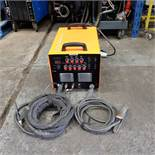 Invert-R Model TIG200PACDC - Portable AC/DC Welding Set. Capacity 10 to 200 Amp.