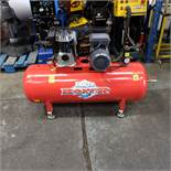 Clarke 14cfm Air Compressor. Motor 2.2kW. Single Phase. Air Receiver Size 150Ltr.