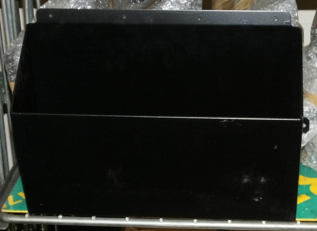 Lot 38 - 7x Vehicle Document Metal Boxes
