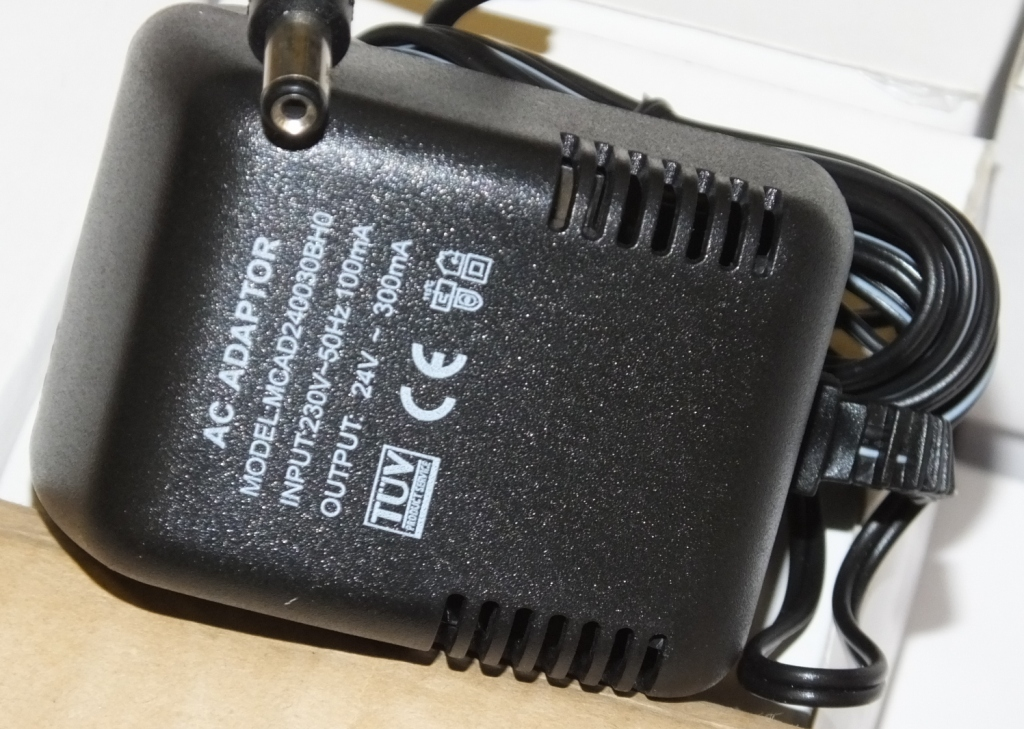 Lot 16 - 60x AC Adapters - 230V to 24V
