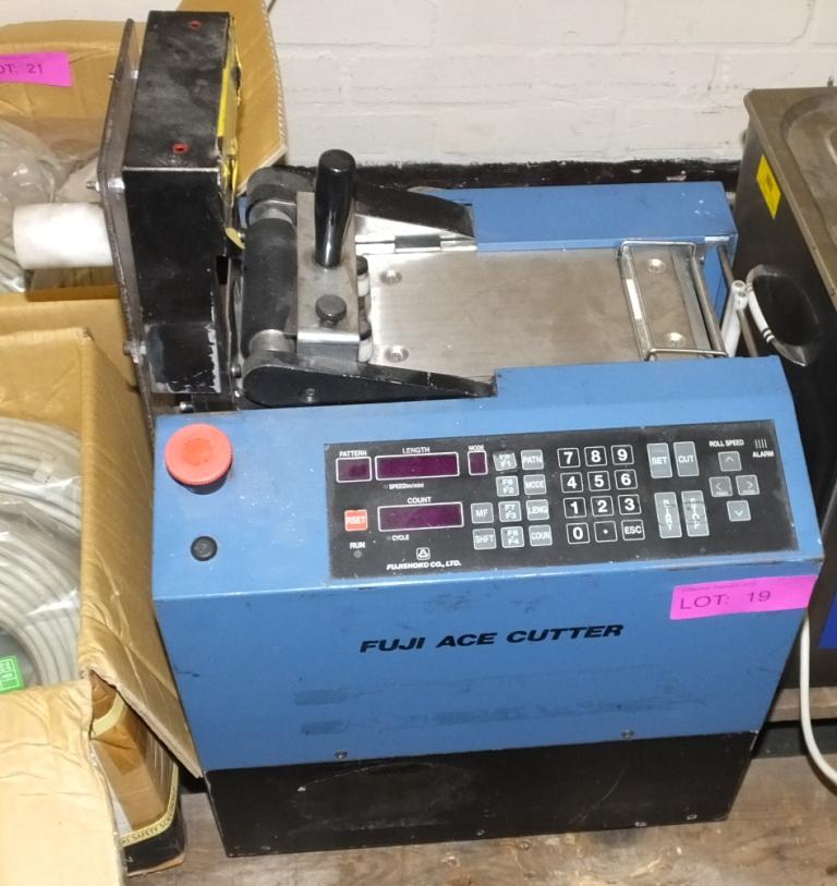 Lot 19 - Fujishoko - Fuji Ace Cutter - Automatic Cable Cutter - No cutter or blade fitted, Birmingh