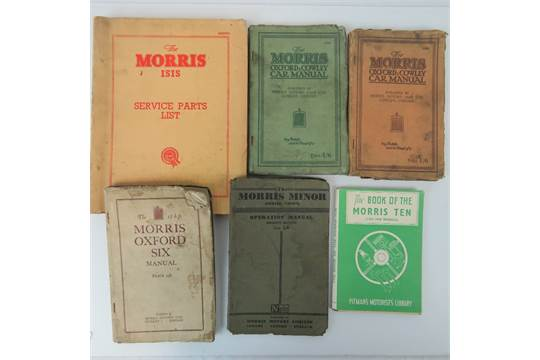Array - a vintage morris isis service parts list first issue together with      rh   the saleroom com