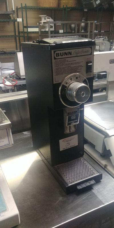 Lot 31 - Bunn Coffee Grinder