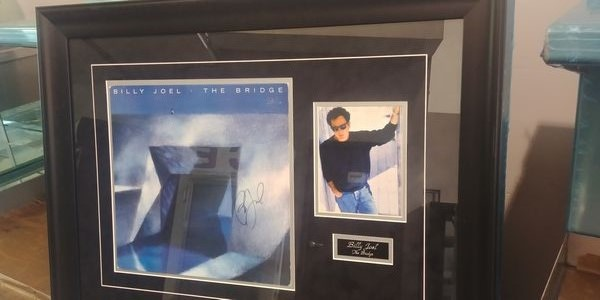 Lot 415 - Billy Joel - The Bridge Print