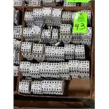 Large Qty of assorted Allen Bradley Contactors.
