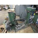 "MFG. UNKNOWN SINGLE POSITION WINDER WITH APPROX. 20""W X 30 ""DIA. CAPACITY, S/N: N/A [RIGGING FEES"