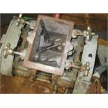 "BAKER PERKINS MODEL 50670 DOUBLE ARM MIXER, APPROX. 7.5"" X 5.5""X 6, S/N: N/A [RIGGING FEES FOR"